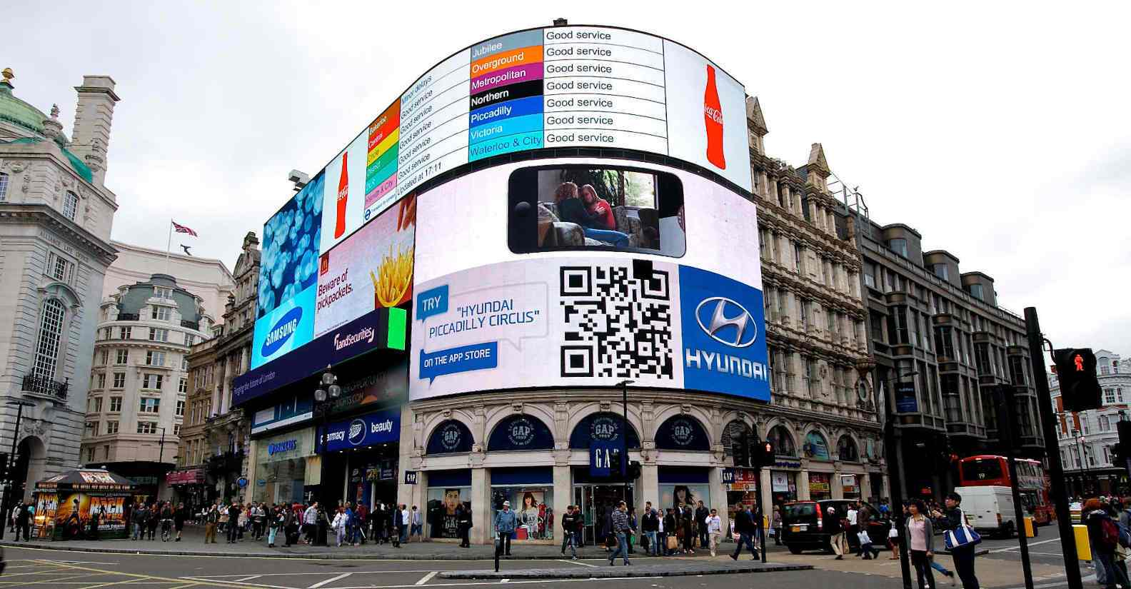 londres-picadilly circus